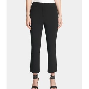 DKNY Flared Ankle Pants